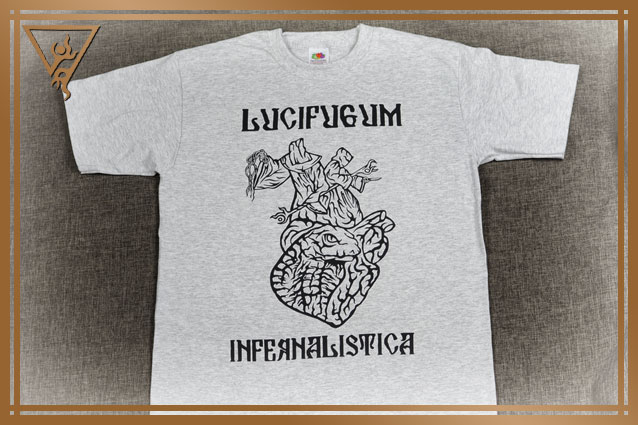 LUCIFUGUM 'Infernalistica' ts/girly