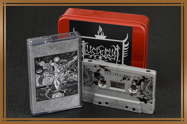LUCIFUGUM 'Infernalistica' patch